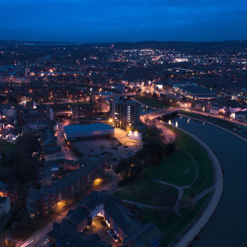 Exeter Data Mill Unlocks the Power of City Data
