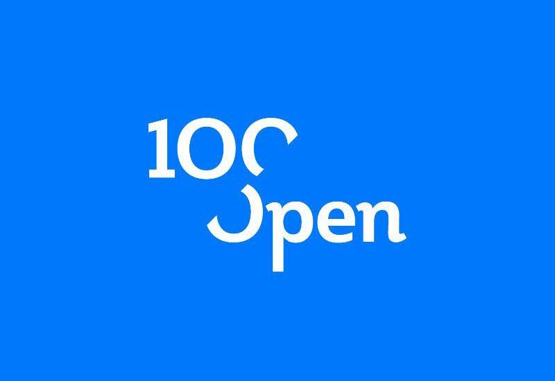 100% Open