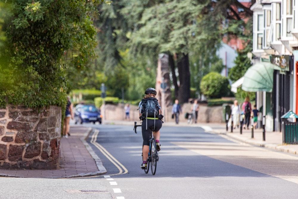 Exeter's Emergency Transport & Travel Roundtable: A Green Restart